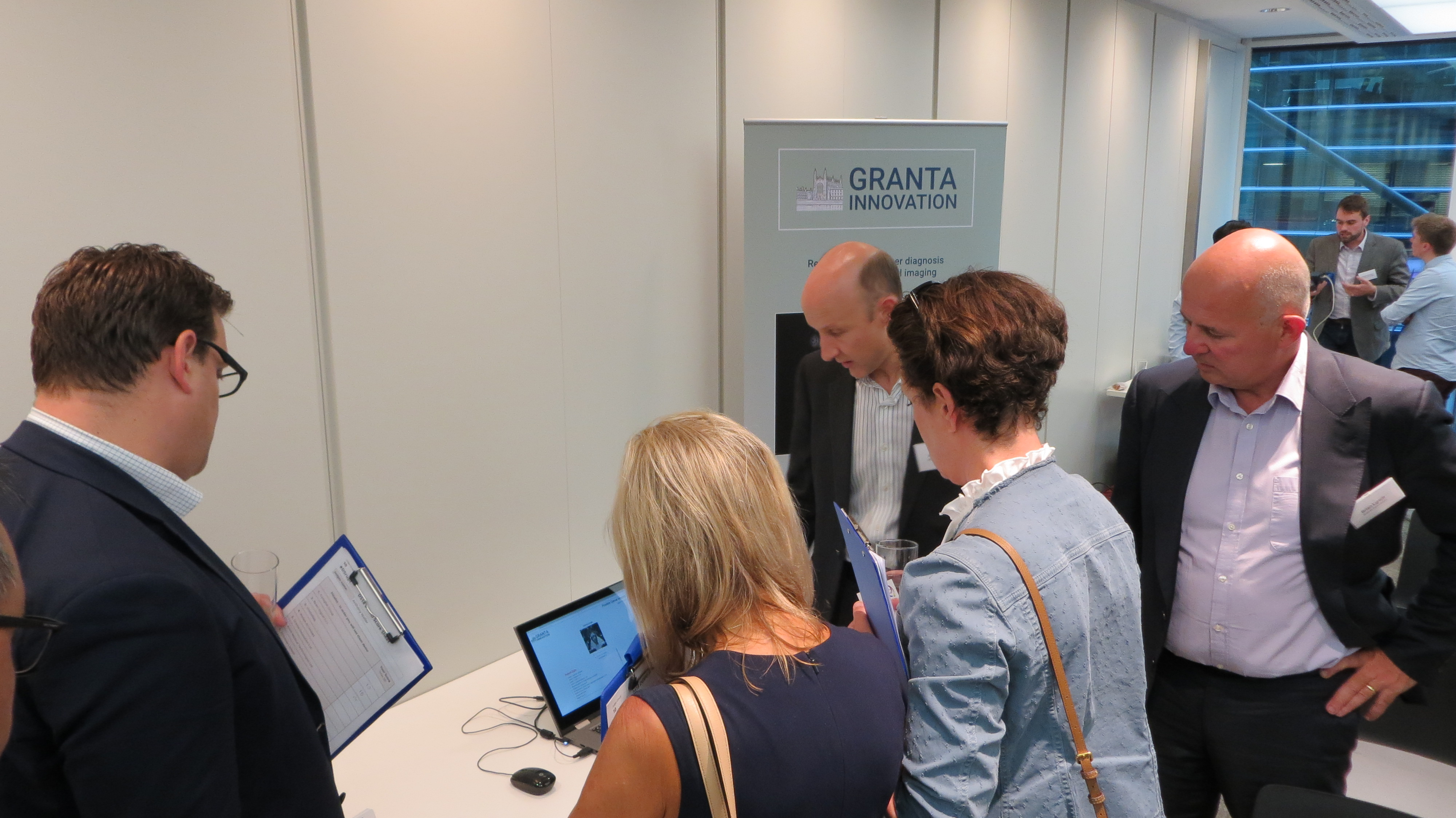 Discovering Start-Ups Granta Innovation