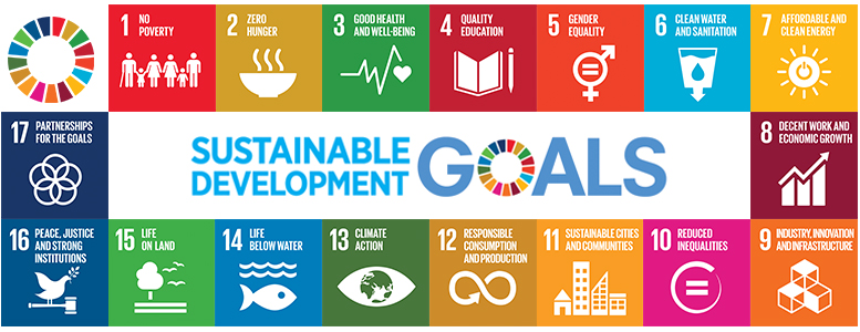 UN Sustainable Goals 2018