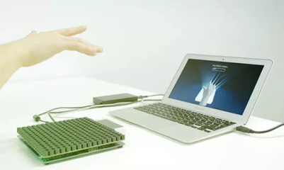 Ultrahaptics - Simple Hardware + Clever Software